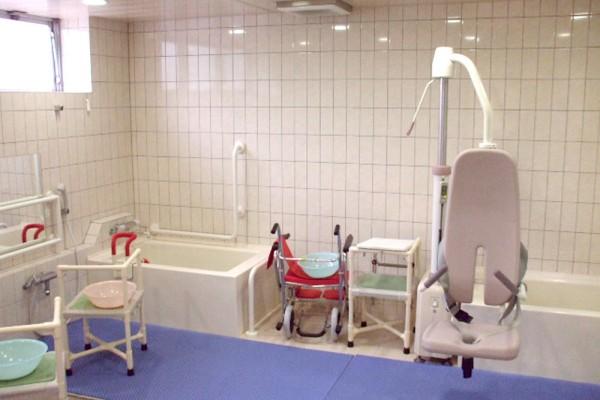 ふじみ館-浴室