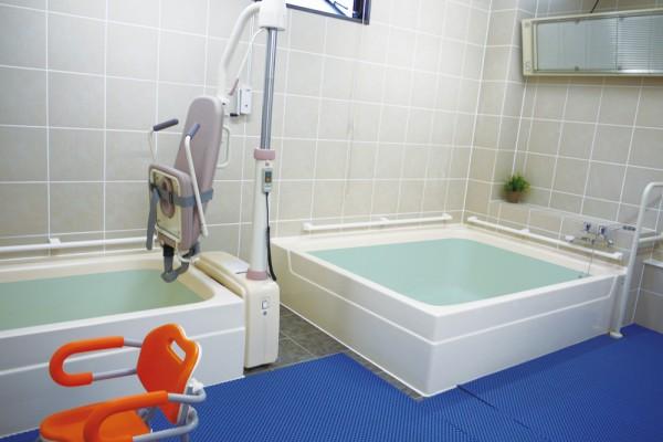 おゆみ野-浴室