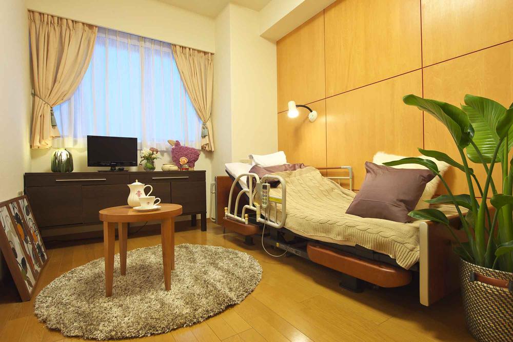 新宿御苑-居室