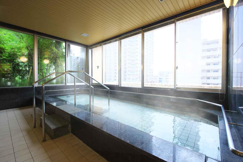 阿倍野-大浴場