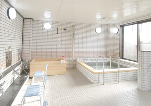 伊丹館-共同浴室