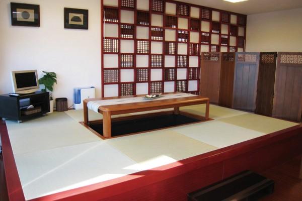 八千代-和室スペース