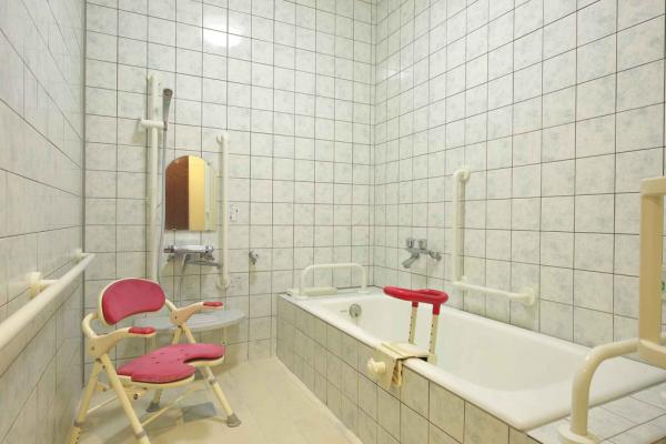 新宿御苑-浴室