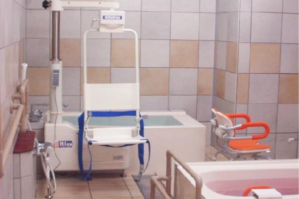 江戸川-浴室