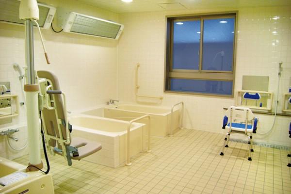 南千住-浴室