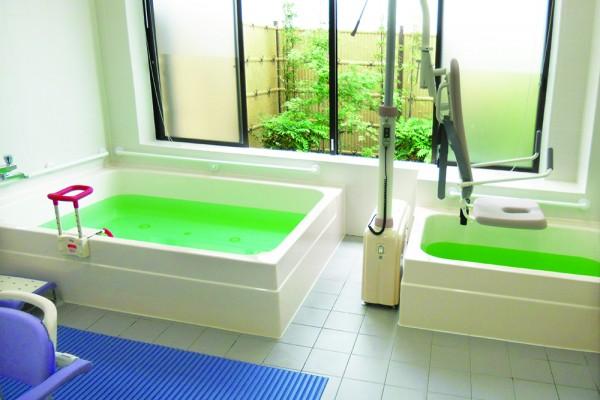 癒しのデイサービス川西-浴室