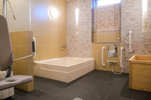 福岡.白水-白水 浴室