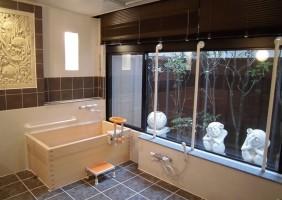 西川口-浴室