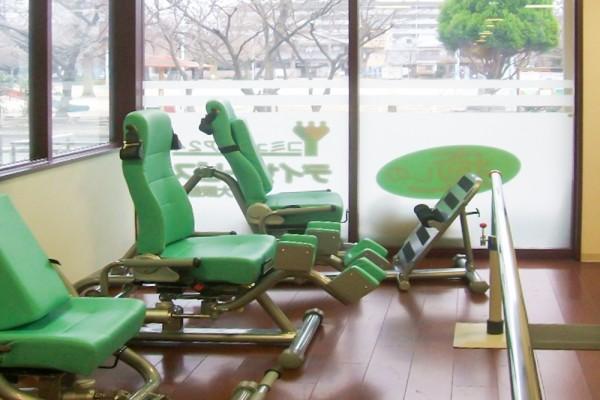 大阪都島-機能訓練コーナー