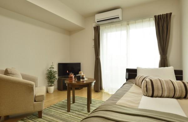住宅型有料老人ホーム コンシェールささしま 居室
