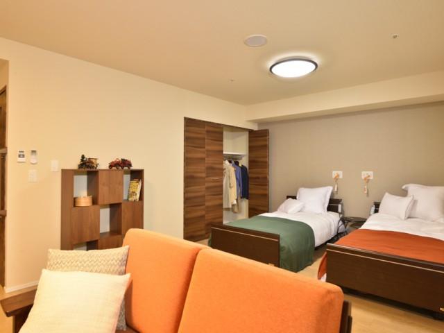 住宅型有料老人ホーム コンシェールささしま 夫婦部屋
