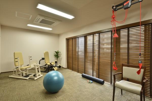住宅型有料老人ホーム コンシェールささしま 機能訓練室