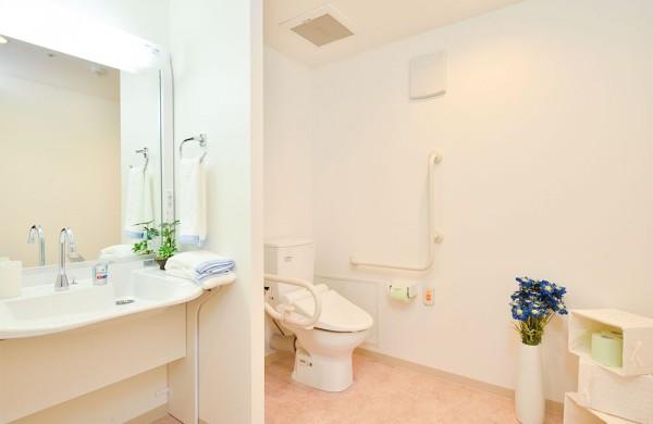 コンシェールささしま 洗面トイレ