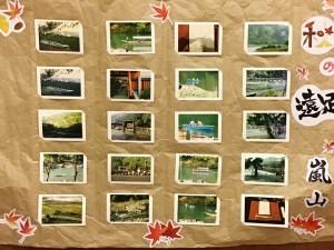お客様が撮られた写真の数々。