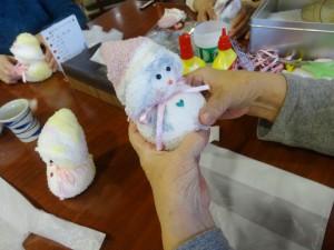 blog201912_22_雪だるま②
