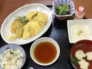 blog202008_07_鱧と野菜の天ぷら1